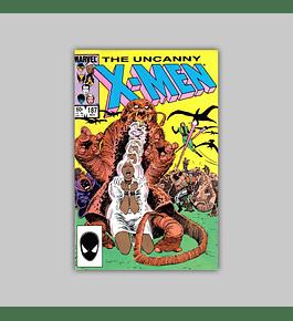 Uncanny X-Men 187 1984