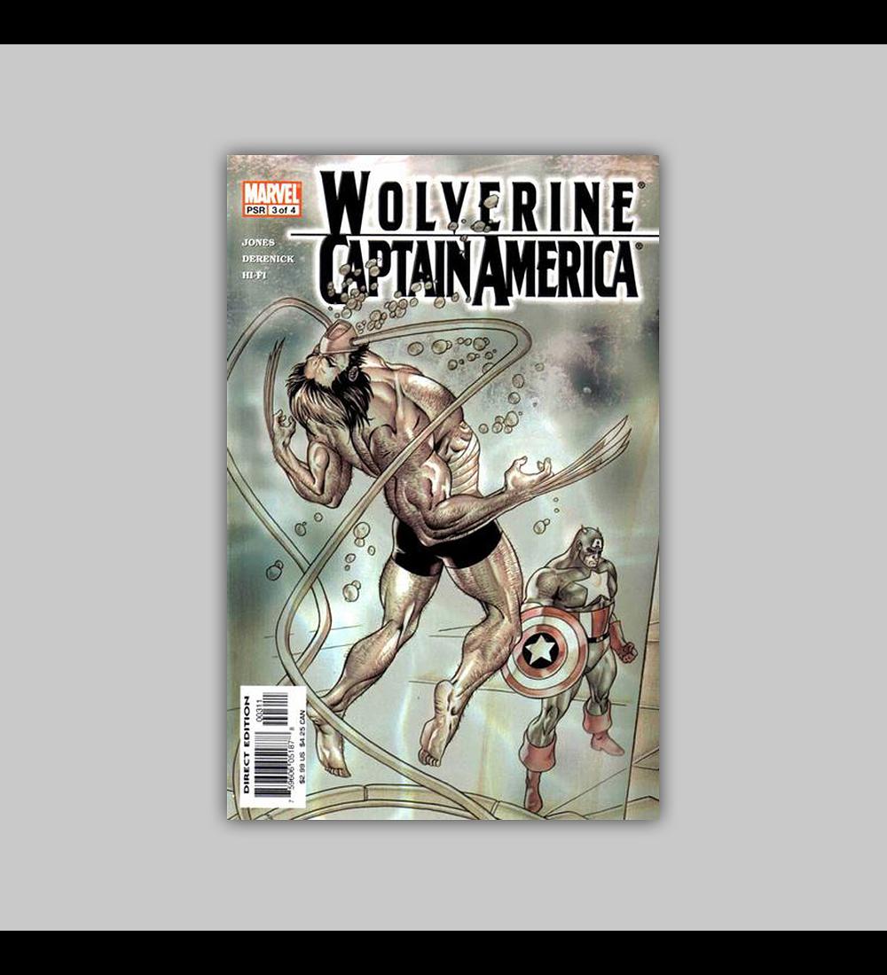 Wolverine/Captain America 3 2004