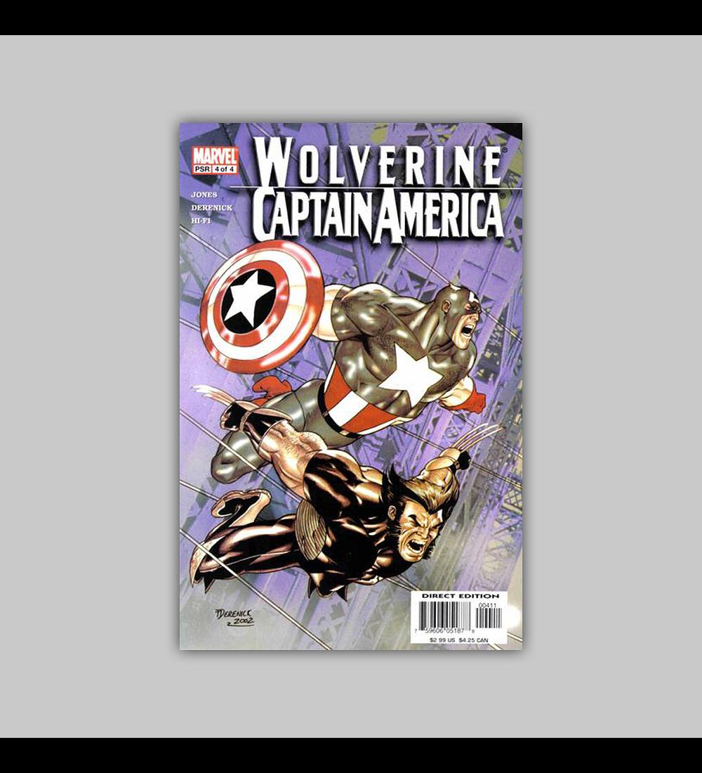 Wolverine/Captain America 4 2004