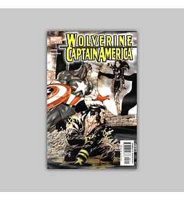 Wolverine/Captain America 2 2004