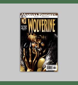 Wolverine (Vol. 2) 13 2004