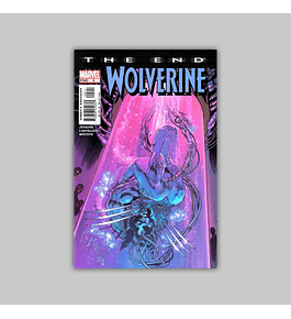 Wolverine: The End 5 2004