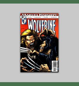 Wolverine (Vol. 2) 15 2004