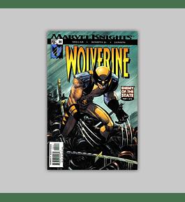 Wolverine (Vol. 2) 20 2004