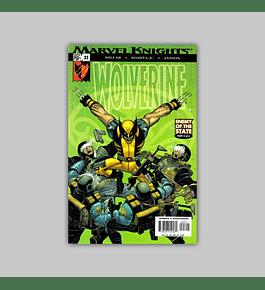 Wolverine (Vol. 2) 23 2005