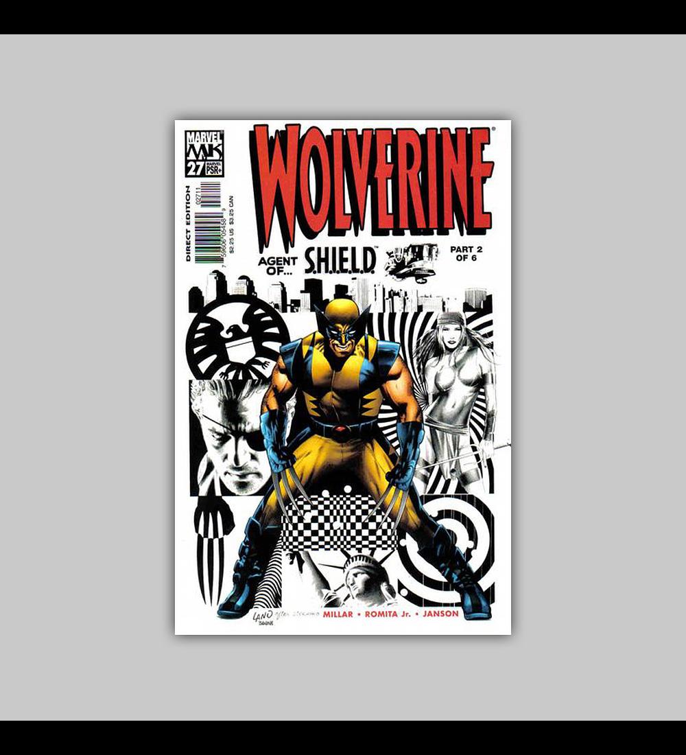 Wolverine (Vol. 2) 27 2005