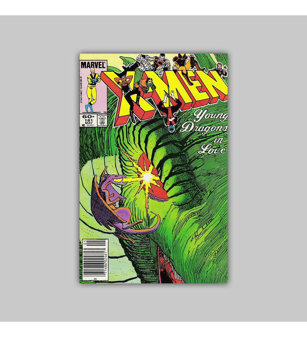 Uncanny X-Men 181 1984