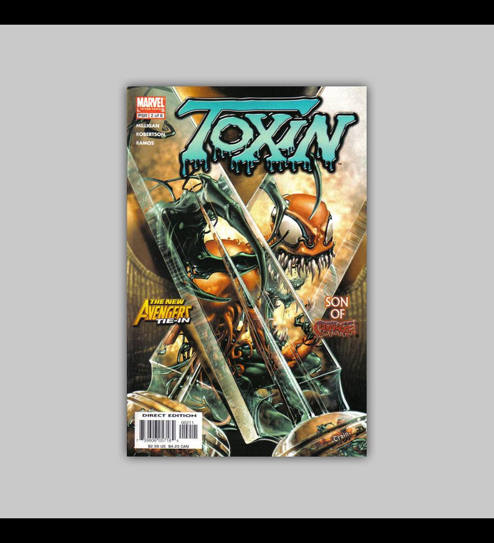 Toxin 2 2005