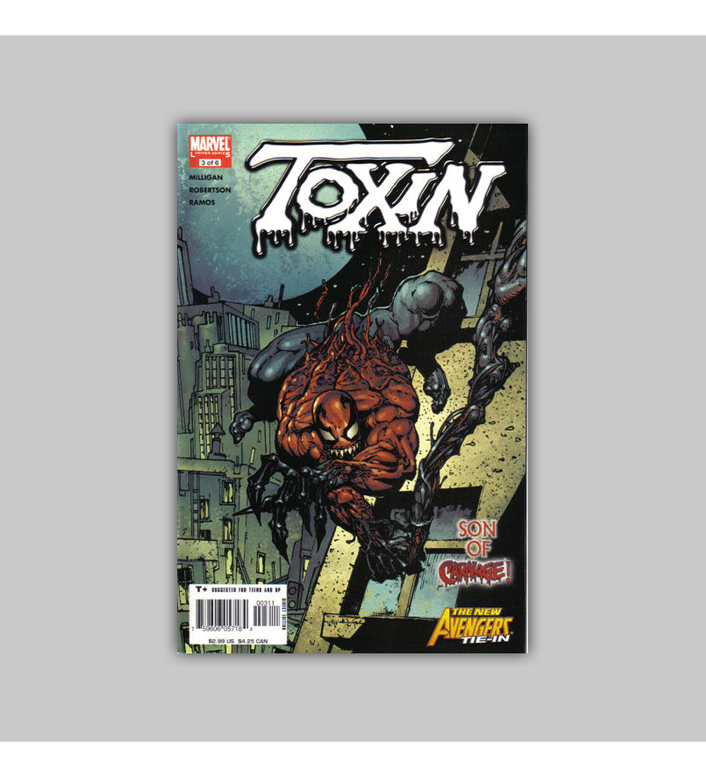Toxin 3 2005