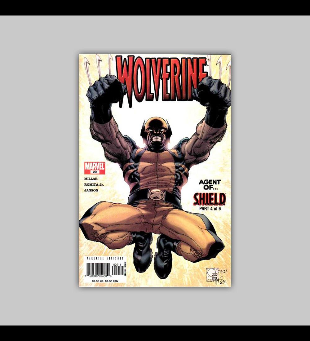 Wolverine (Vol. 2) 29 2005