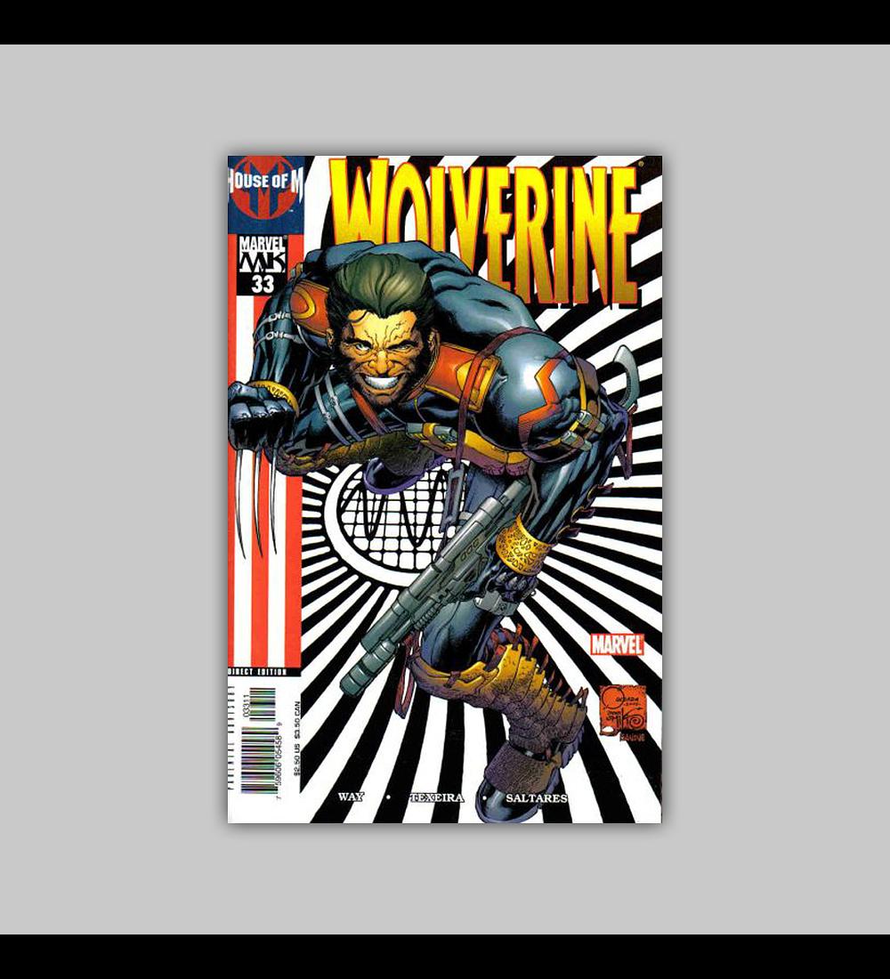 Wolverine (Vol. 2) 33 2005