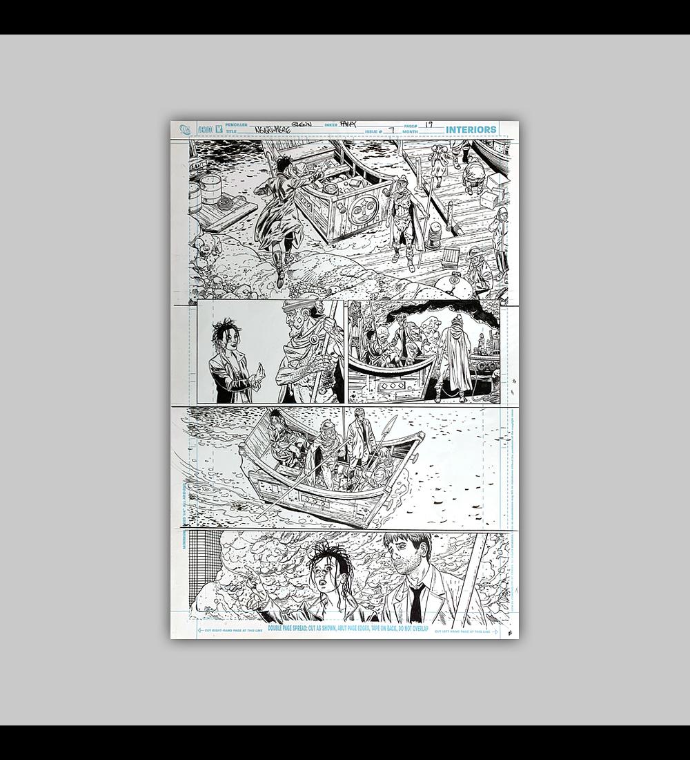 Neverwhere No. 7 Página 19 (Original)
