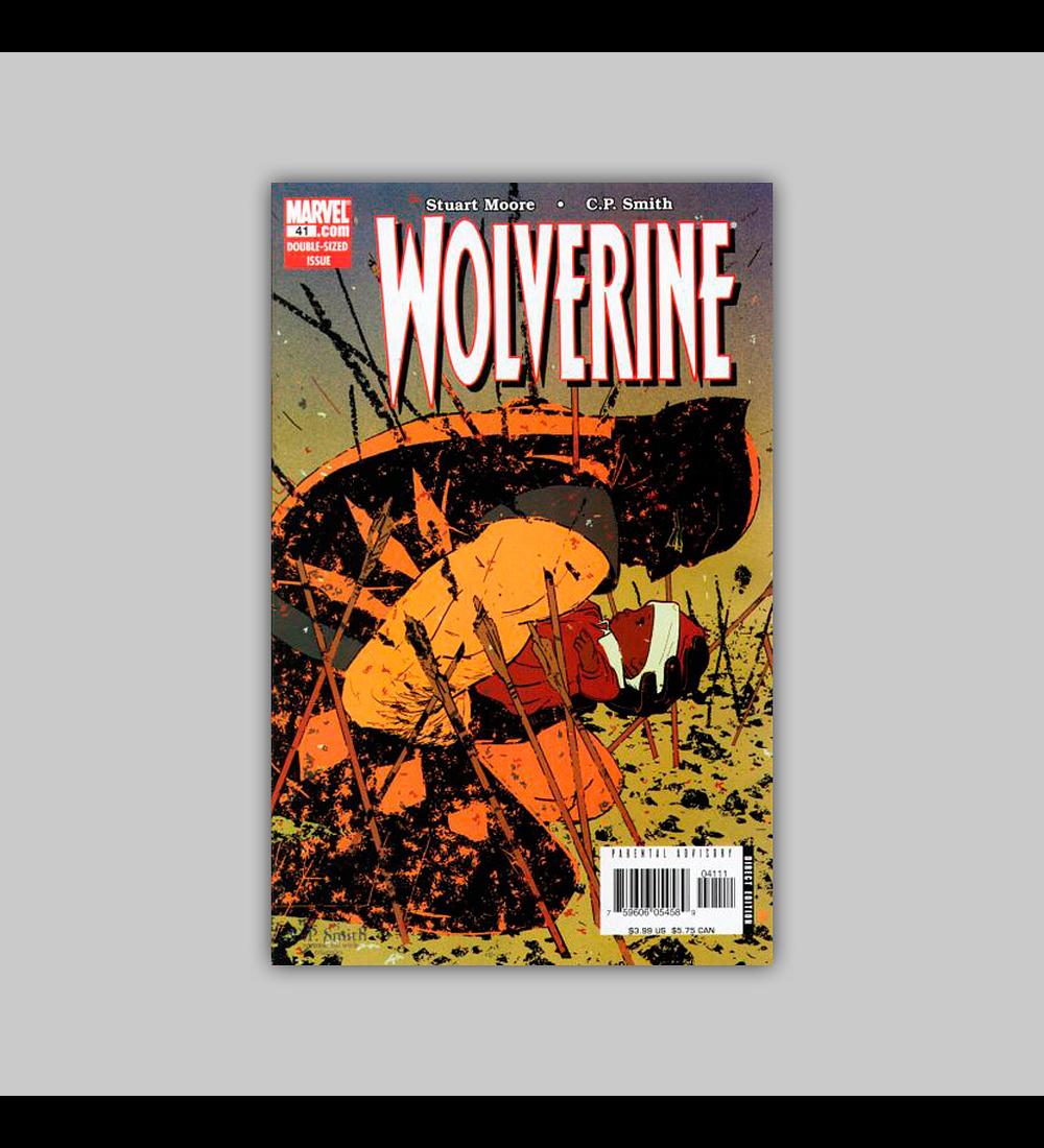 Wolverine (Vol. 2) 41 2006