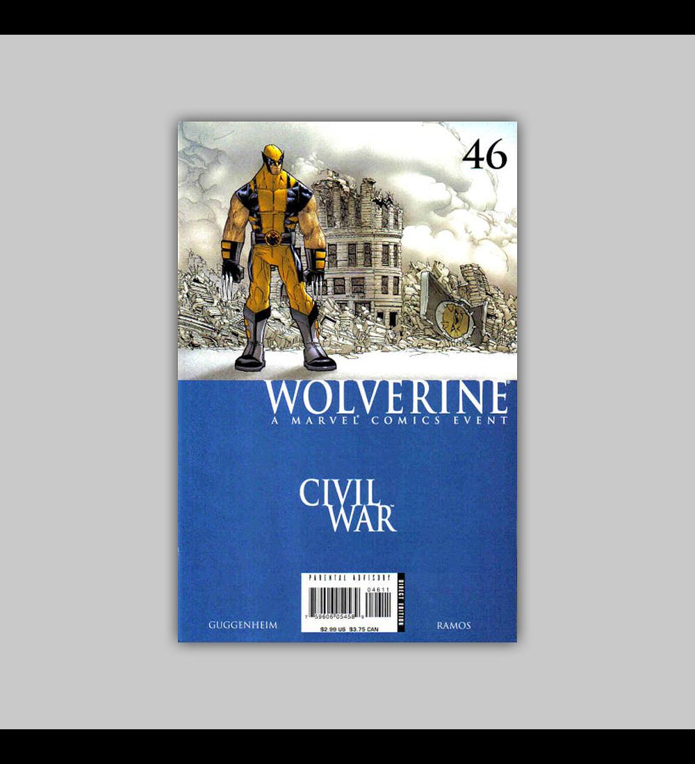 Wolverine (Vol. 2) 46 2006