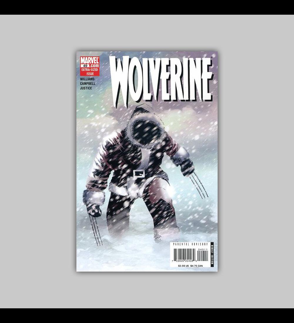 Wolverine (Vol. 2) 49 2007