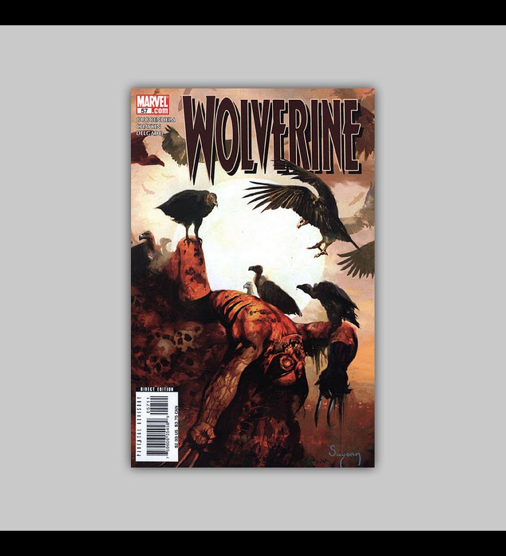Wolverine (Vol. 2) 57 2007