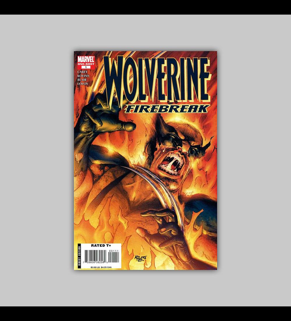 Wolverine: Firebreak 2008