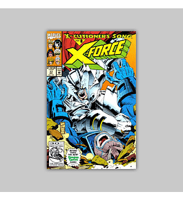 X-Force 17 Polybagged 1992