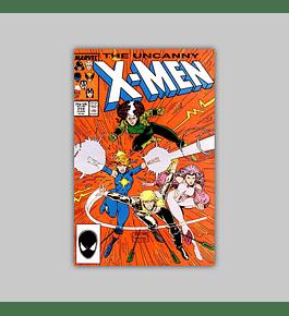Uncanny X-Men 218 1987