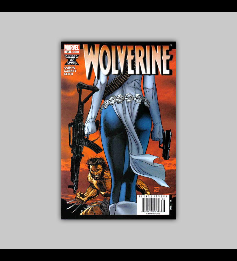 Wolverine (Vol. 2) 64 2008