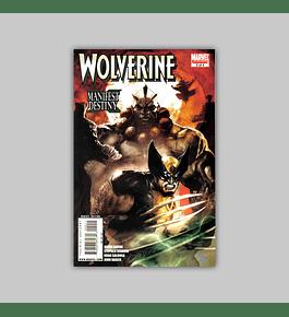Wolverine: Manifest Destiny 2 2009