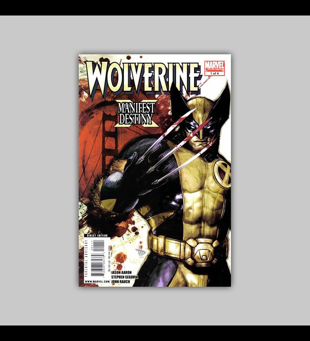 Wolverine: Manifest Destiny 1 2008