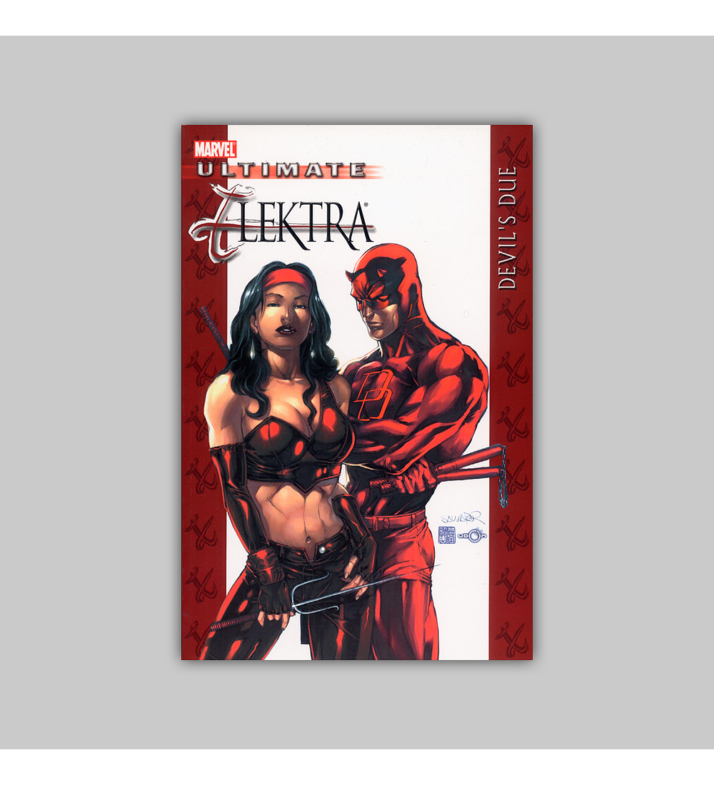 Ultimate Elektra Vol. 01: Devil's Due 2005