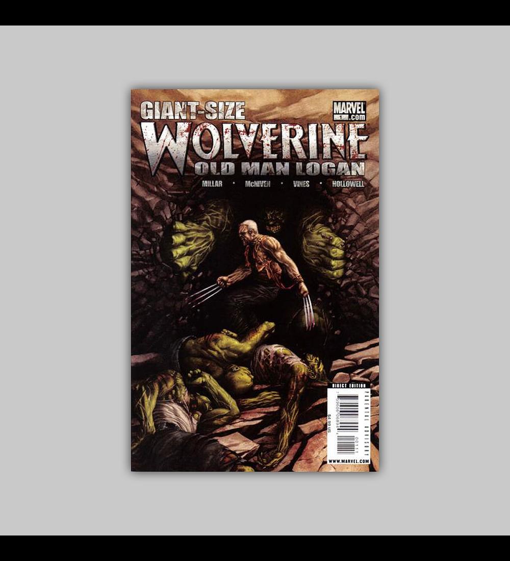 Wolverine: Old Man Logan Giant-Size 1 2009