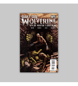 Wolverine: Old Man Logan Giant-Size 1 2009