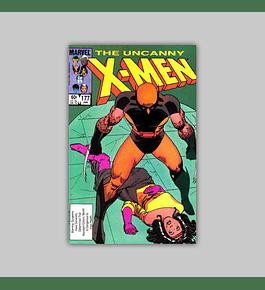 Uncanny X-Men 177 VF (8.0) 1984