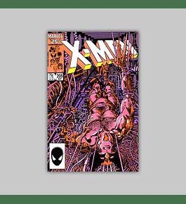 Uncanny X-Men 205 1986