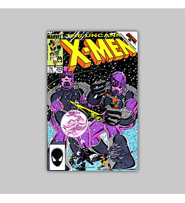 Uncanny X-Men 202 1986