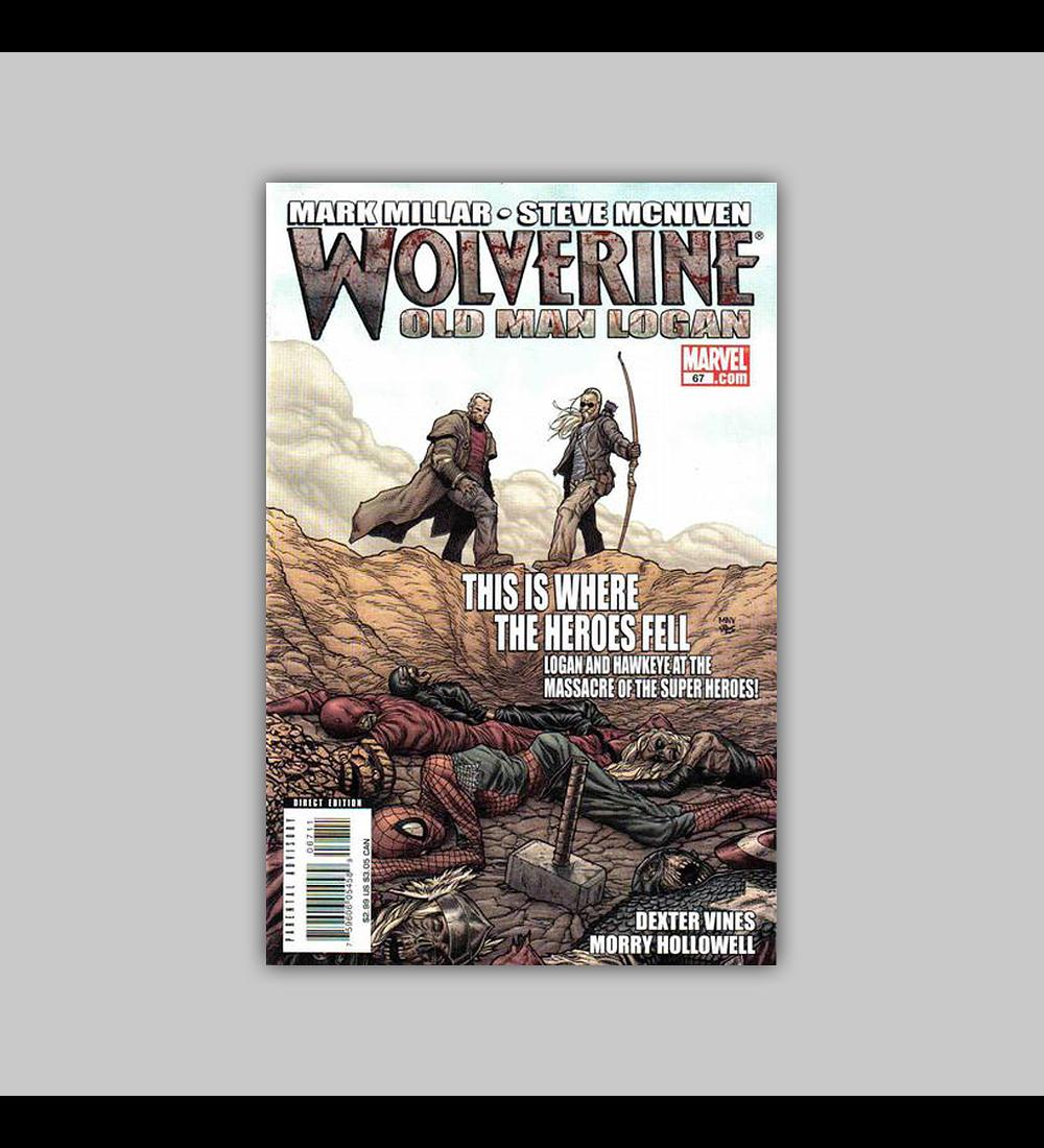 Wolverine (Vol. 2) 67 2008