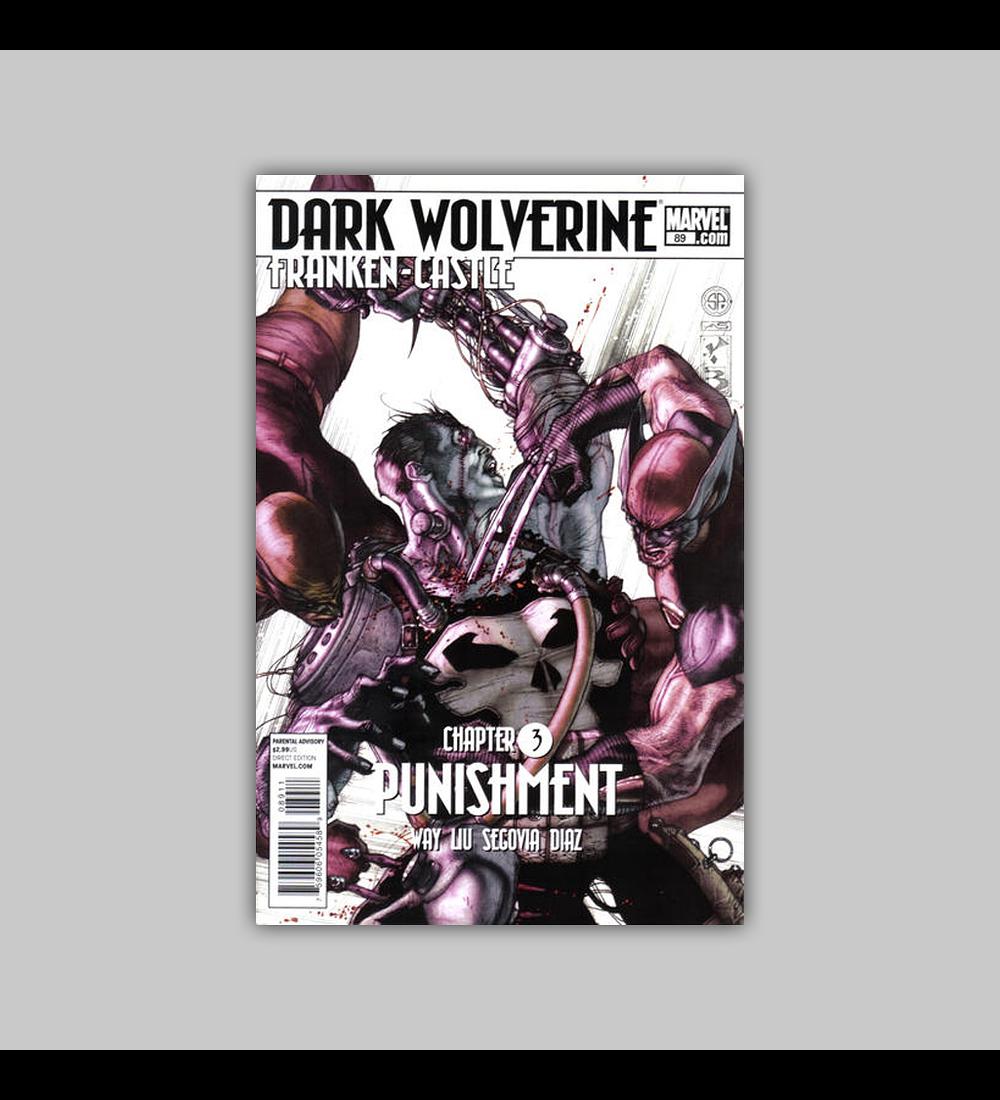 Wolverine (Vol. 2) 89 2010