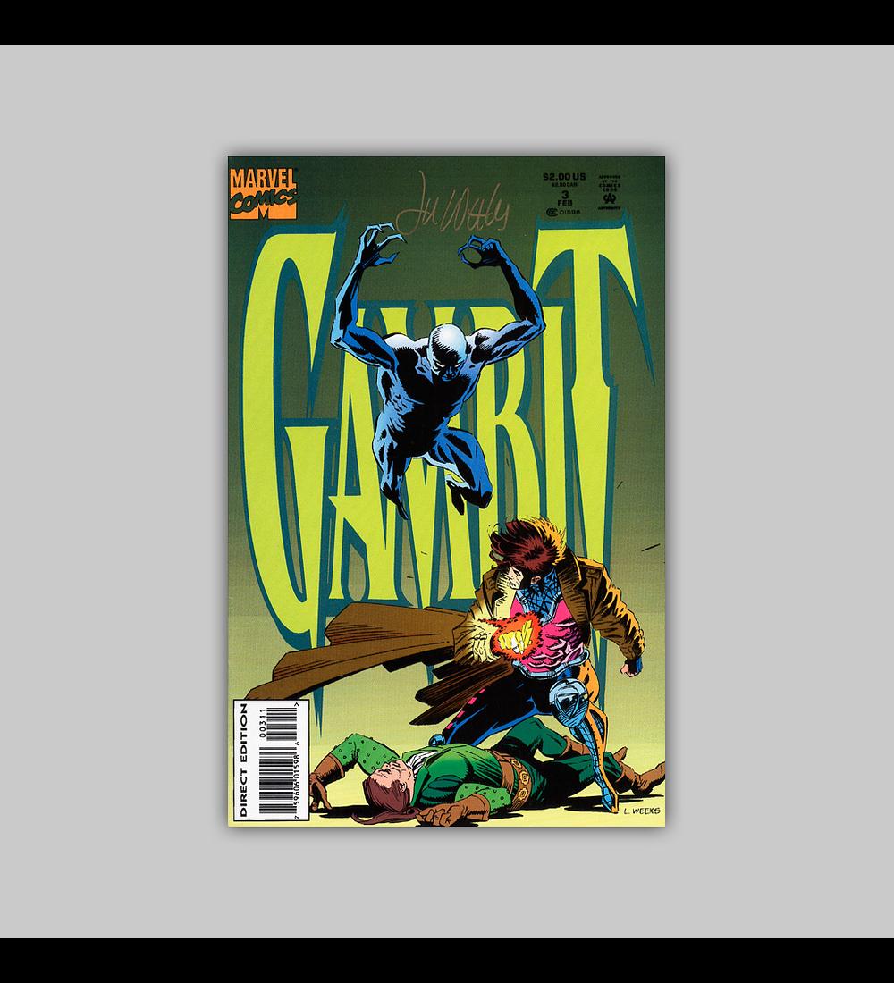 Gambit 3 Signed 1994