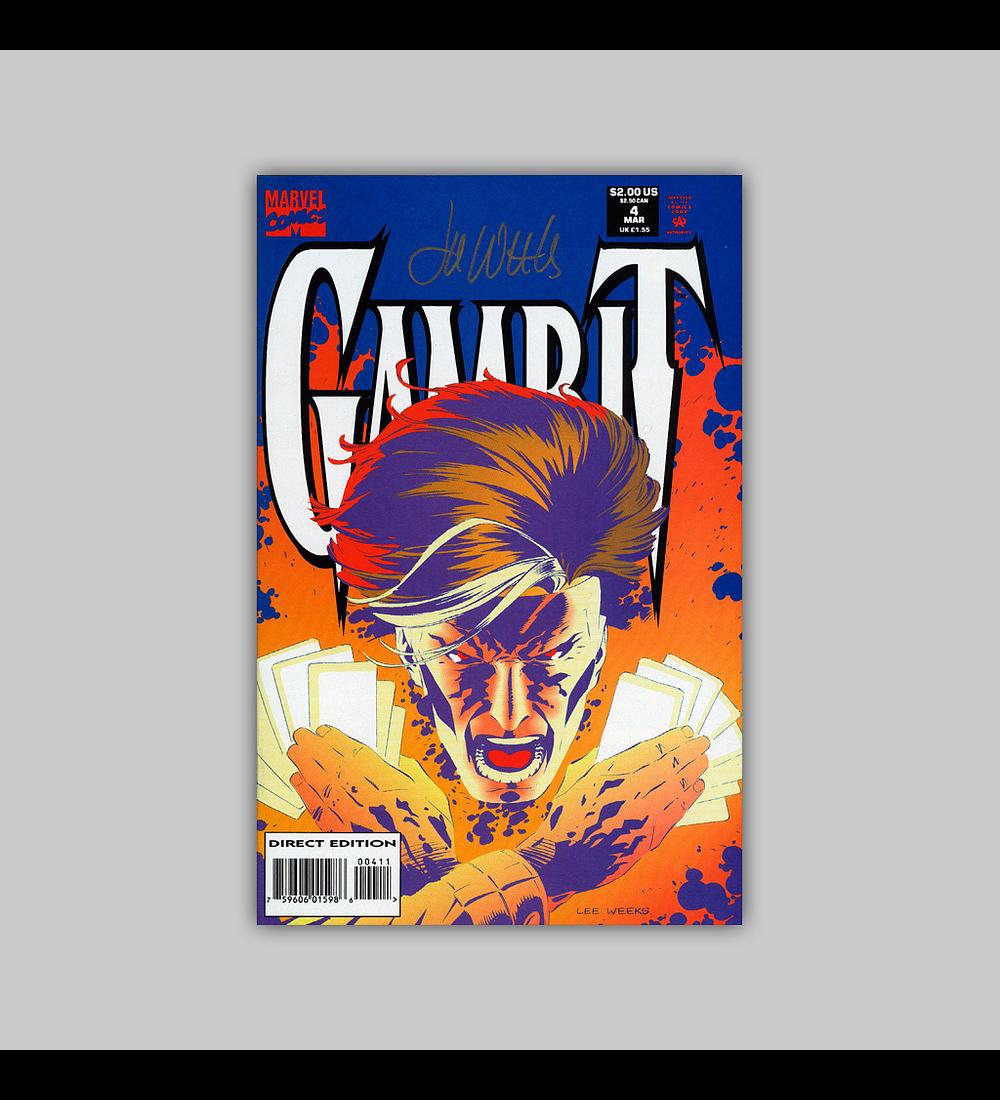 Gambit 4 Signed 1994