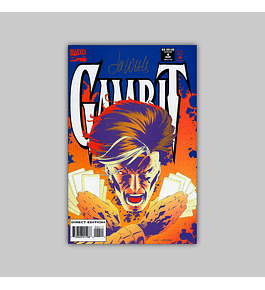 Gambit 4 Signed 1994