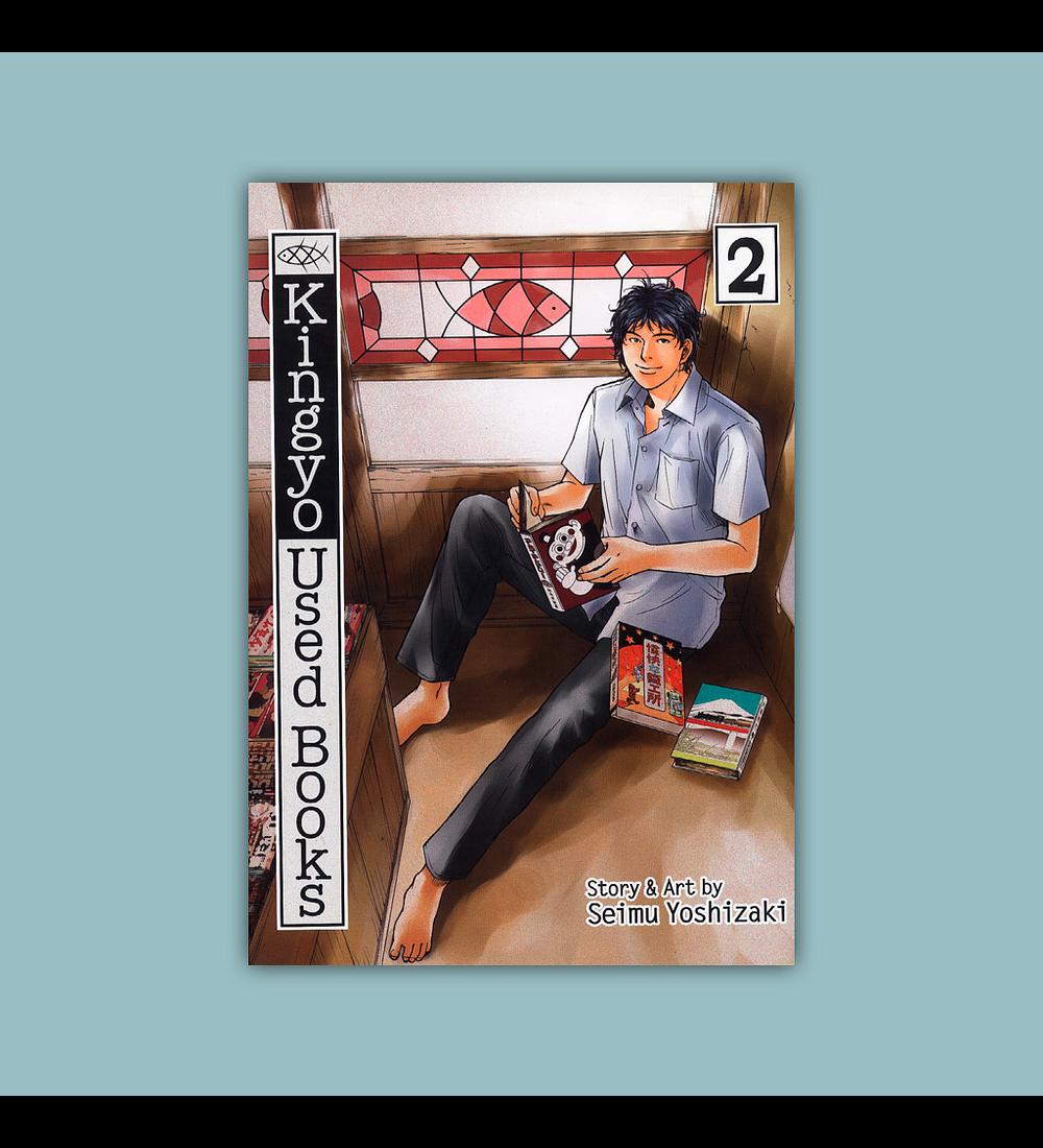 Kingyo Used Books Vol. 02 2010