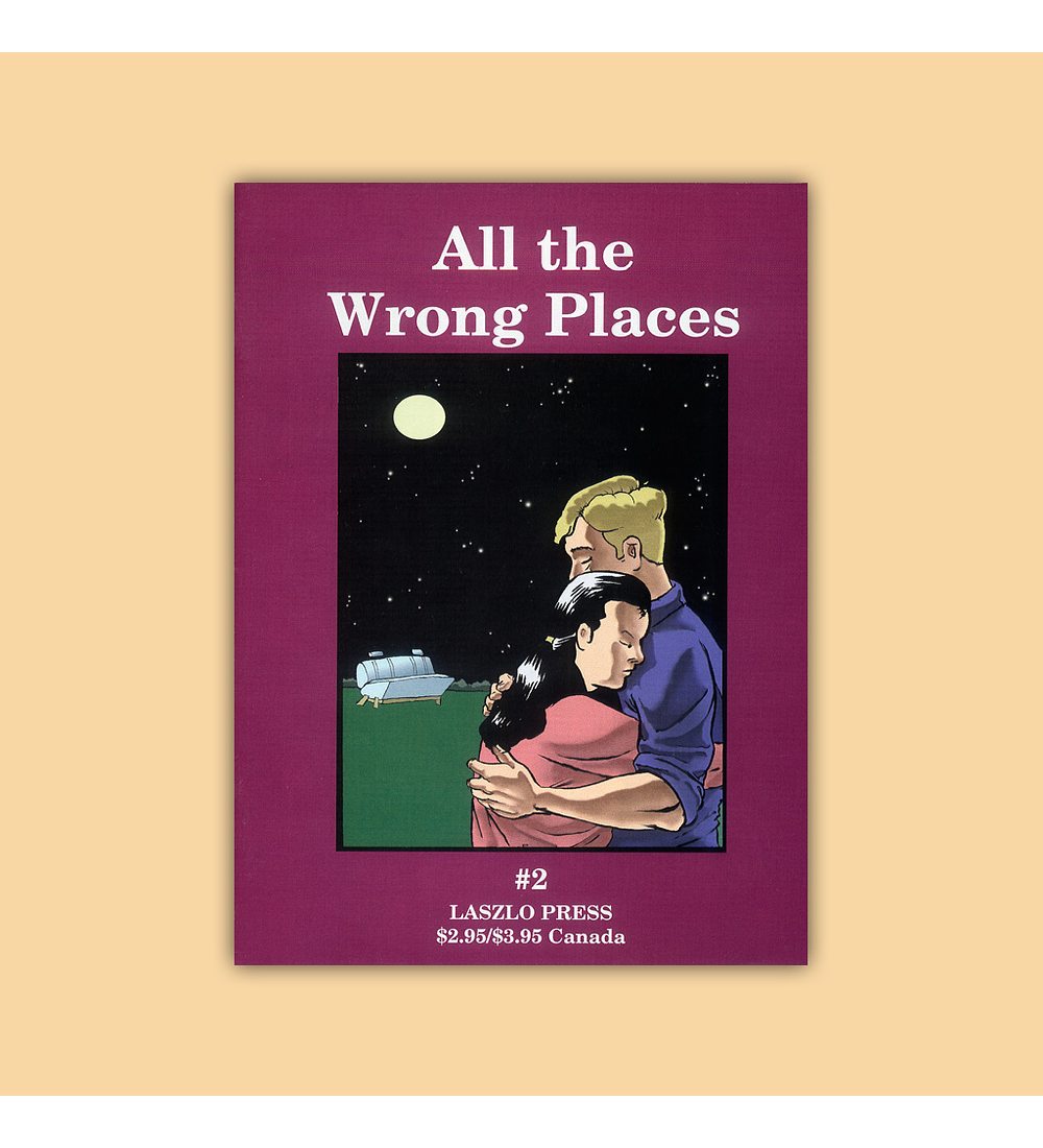 All the Wrong Places 2 1997