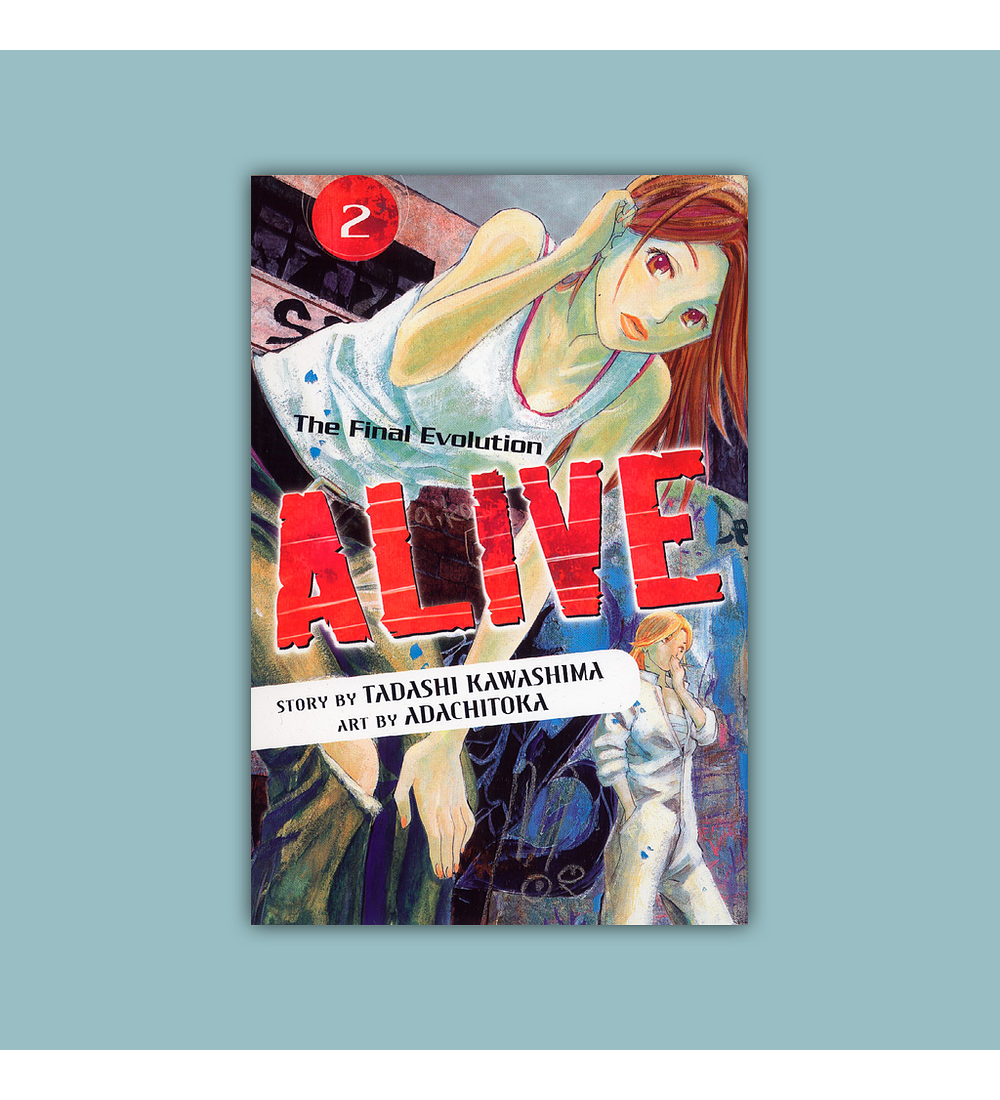 Alive: The Final Evolution Vol. 02 2007