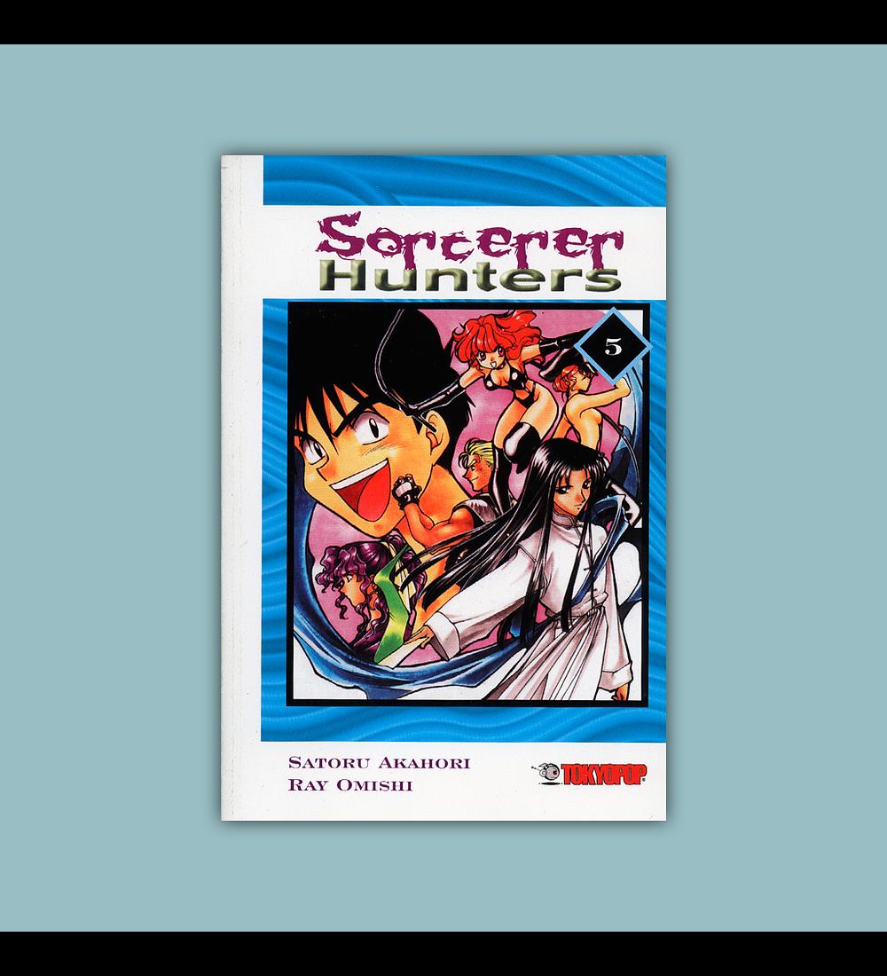 Sorcerer Hunters Vol. 05 2001
