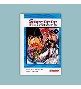 Sorcerer Hunters Vol. 05 2001