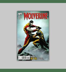 Wolverine (Vol. 3) 4 2011