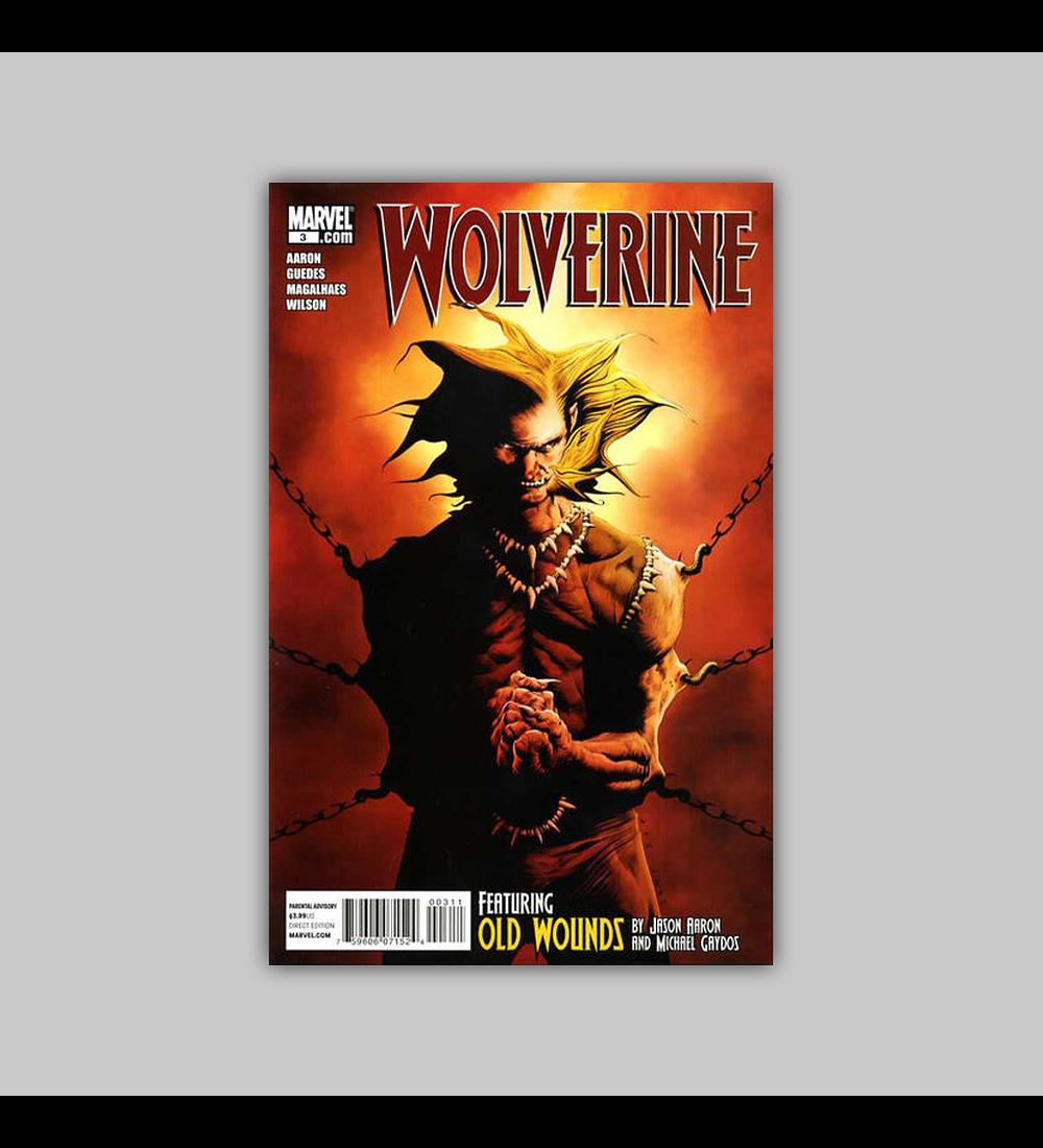Wolverine (Vol. 3) 3 2010