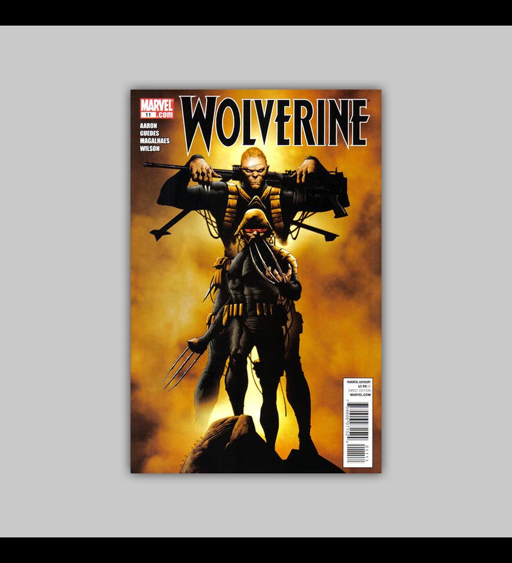 Wolverine (Vol. 3) 11 2011