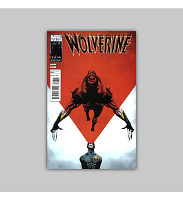 Wolverine (Vol. 3) 8 2011