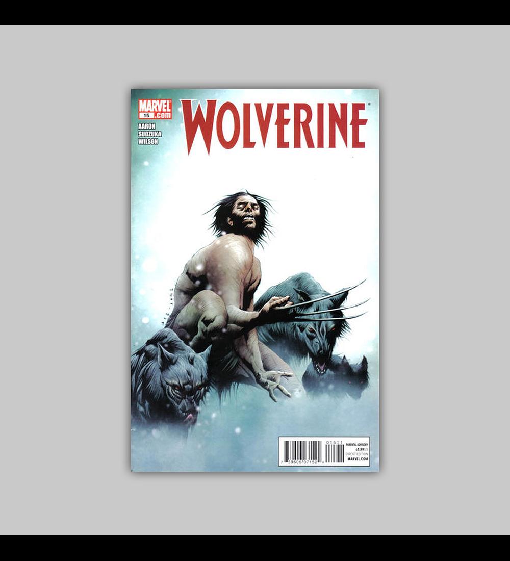 Wolverine (Vol. 3) 15 2011