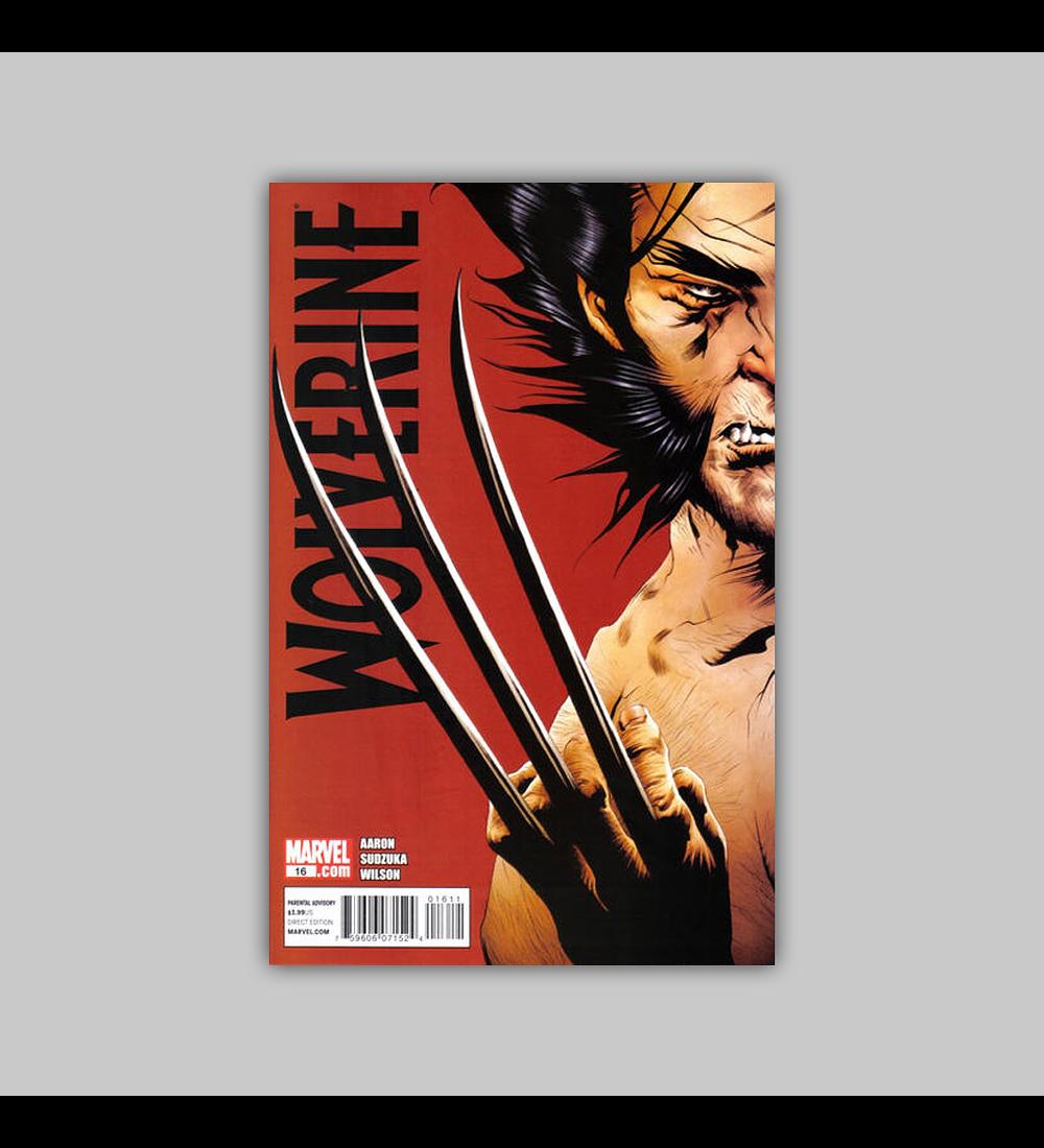 Wolverine (Vol. 3) 16 2011