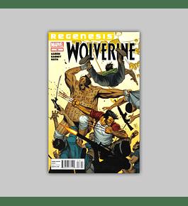 Wolverine (Vol. 3) 18 2012