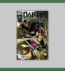 Daken: Dark Wolverine 6 2011